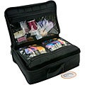 Yazzii Quilted Cotton Large Organizer