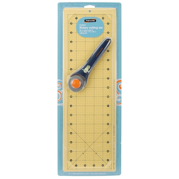 Rotary Craft Mat and Cutter Set