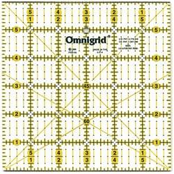 Omnigrid Quilter's Plastic Square