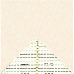 Omnigrid Right Triangle Craft Guide