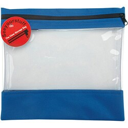 Seeyourstuff Zippered Clear Storage Bags