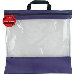 Seeyourstuff Clear Storage Tote Bags