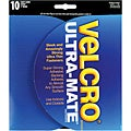 Velcro Ultra-mate Black Adhesive Strip
