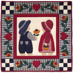 Rachel's of Greenfield Best Friends Quilt Kit