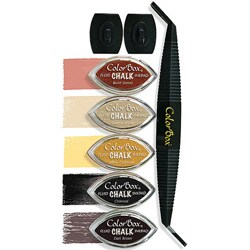 Fluid Chalk Cat's Eye Chalk Set with Tools