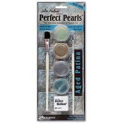 Perfect Pearls 4-color Embellishing Pigment Set