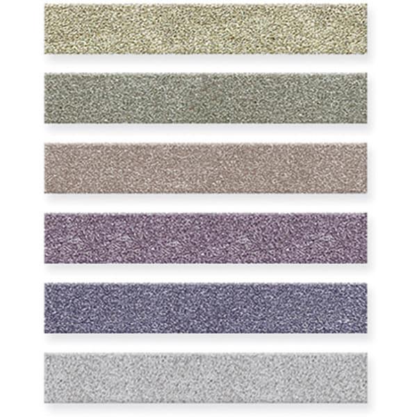 ColorBox Cat's Eye Queue 'Silks 'n Satins' Pigment Inkpads (Pack of Six)