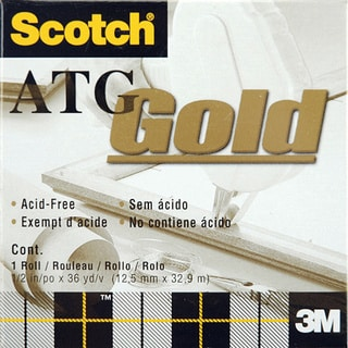Scotch 3M ATG Gold Transfer Tape