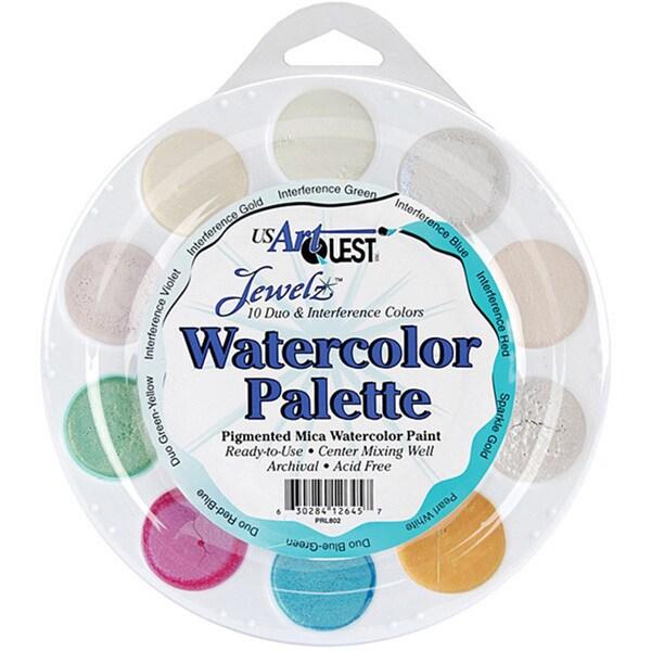 Jewelz Ex-press Watercolor Palette