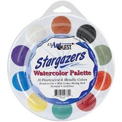 Jewelz Watercolor Palette