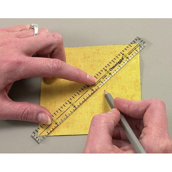 Omnigrid Marking Ruler Trio