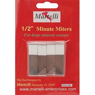 Martelli 1/2-inch Minute Miters