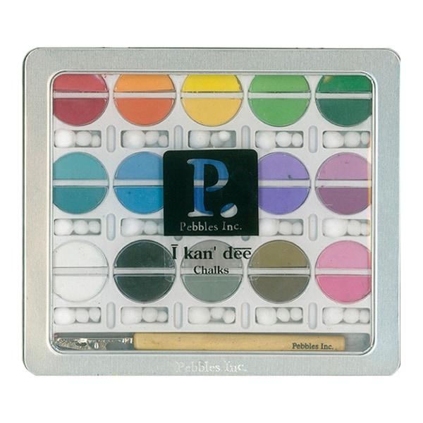 Pebbles I Kan'dee Basic Brights Chalk Set