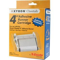 Xyron Cheetah 4-inch Adhesive Runner Refill