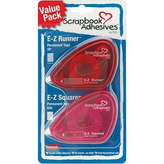3L E-Z Squares/ Runner Dispensers Value Pack