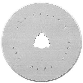 OLFA Rotary Cutter 60 mm Blades (Pack of 5)