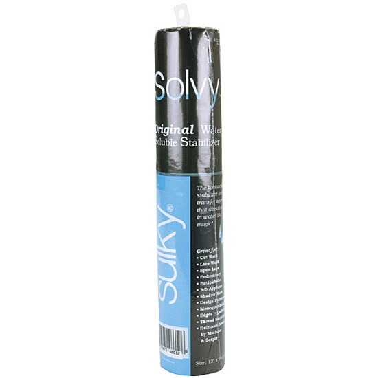 Sulky Solvy Water Soluble Stabilizer Roll