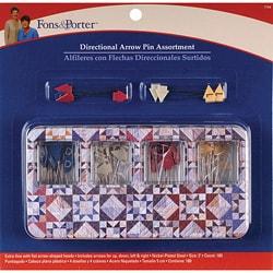 Fons & Porter Directional Arrow Pin Assortment