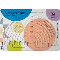 Easy Circle Cut Mat