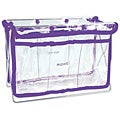 Handy Caddy Clear Vinyl Scrapbooking Caddy
