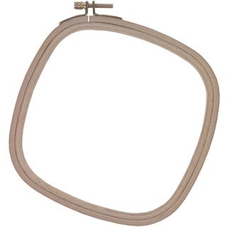 Edmunds 8-inch Square Embroidery Hoop