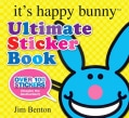 It's Happy Bunny Ultimate Sticker Book (Paperback)