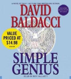 Simple Genius (CD-Audio)