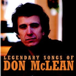 Don McLean - Legendary Songs of Don Mclean
