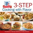 Mccormick 3-Step Cooking with Falvor (Hardcover)