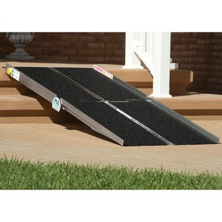 Portable 10-foot Multifold Ramp