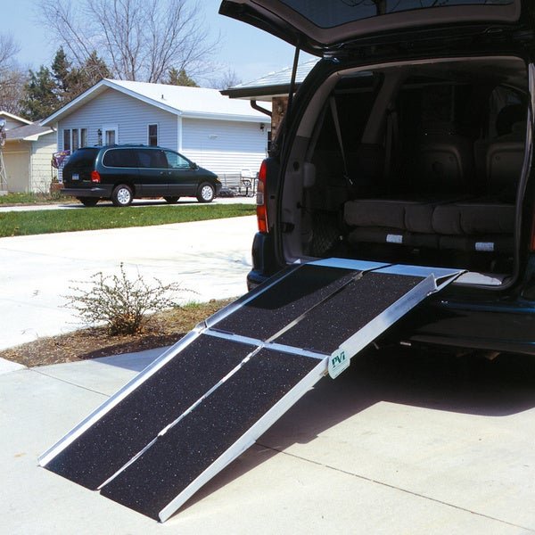 Portable 8-foot Utility Ramp