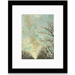 Sara Abbott 'Entrancement I' Framed Art Print
