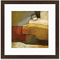 Grand Gesture II Framed Art Print