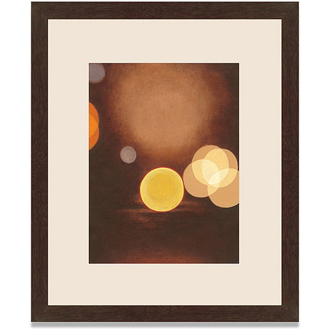Gallery Direct Sean Jacobs 'Night Lights I' Framed Art Print
