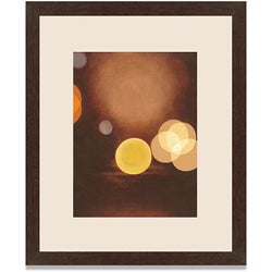 Sean Jacobs 'Night Lights I' Framed Art Print