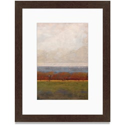 Kim Coulter 'Fall Colors III' Framed Art Print