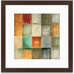 Bellows 'Balanced Sequence I' Framed Art Print