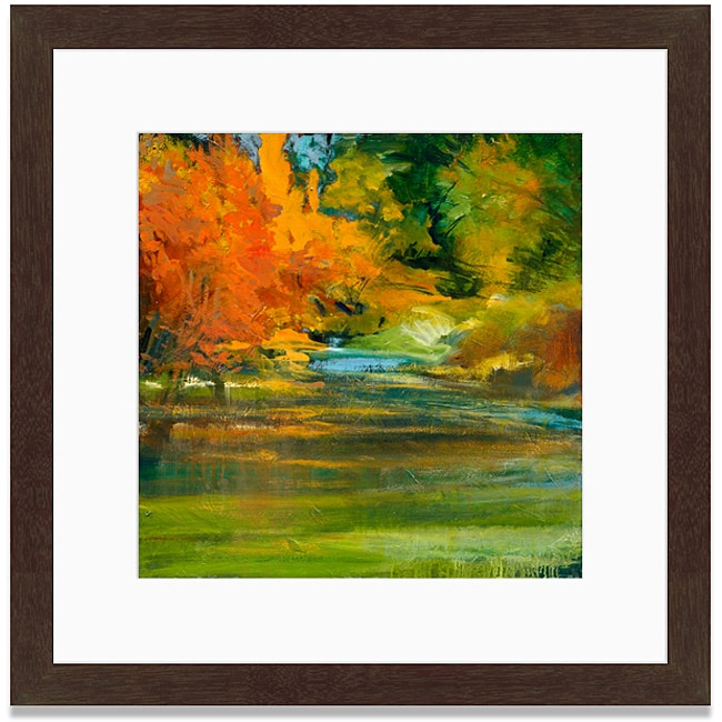 Gallery Direct Angeli 'Late Summer's Expectation II' Framed Art Print
