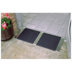 Wide 16-inch Threshold Ramp