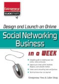 Design and Launch an Online Social Networking Business in a Week (Paperback)