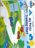 Potty Training Chart & Stickers (Paperback)