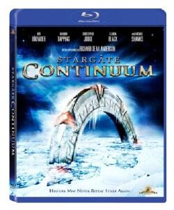 Stargate: Continuum (Blu-ray Disc)