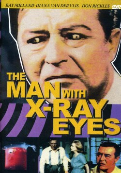 The Man with the X-Ray Eyes (DVD)