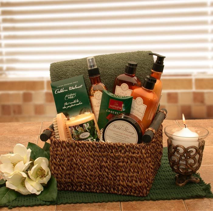 Spa Indulgences Gift Set