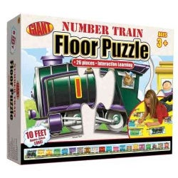Number Train (General merchandise)