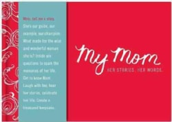 My Mom - Her Story, Her Words (Hardcover)