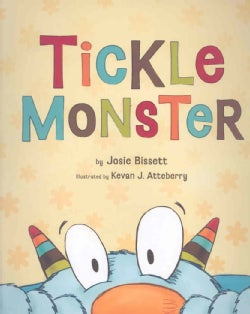 Tickle Monster (Hardcover)