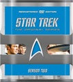 Star Trek: The Original Series: Season Two Remastered (DVD)