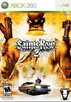 Xbox 360 - Saints Row 2