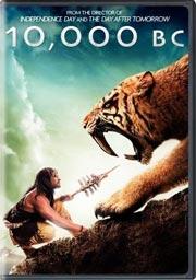 10,000 B.C. (DVD)